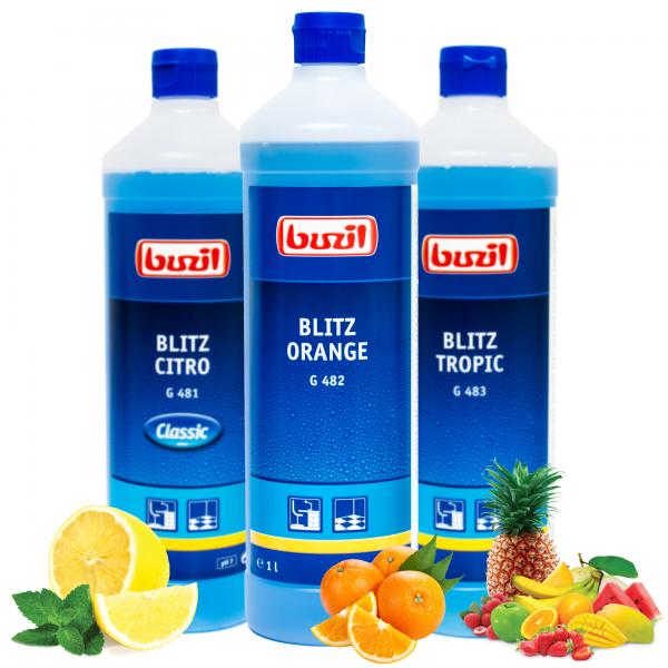 BUZIL Classic Blitz Allesreiniger