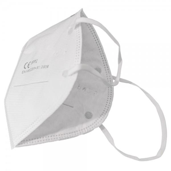 Atemschutzmaske FFP2/KN95 ohne Ventil