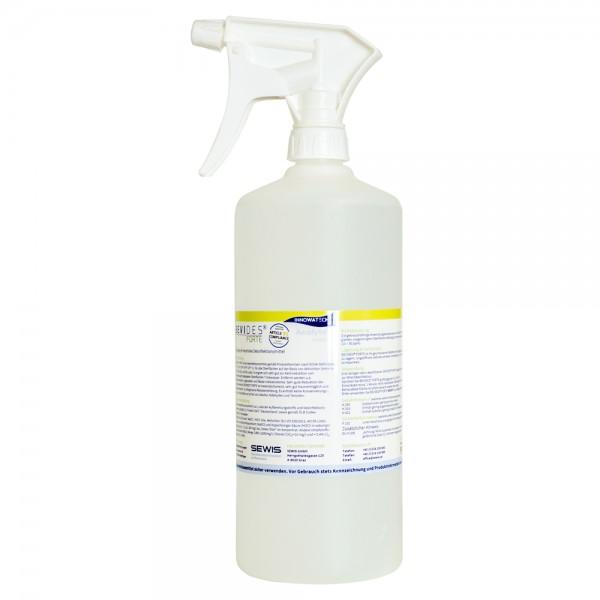 BEVIDES® FORTE flüssige Flächendesinfektion pH-neutral