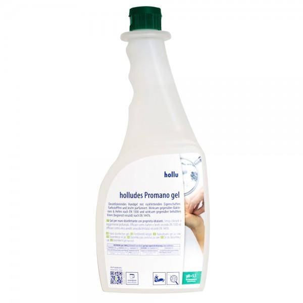 holludes Promano gel - 1 Liter Handdesinfektion