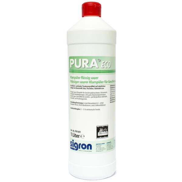 PURA® ECO KSS saurer Flüssig-Klarspüler