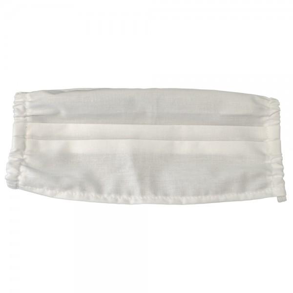 Mund-Nasen-Schutzmaske aus Baumwolle / wiederverwendbar / waschbar / im 5er Pack
