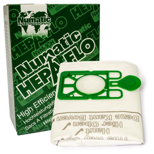 Numatic HEPA-FLO Staubsagersäcke für HENRY - 10 Stück