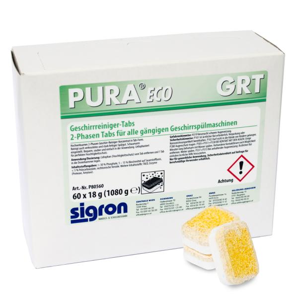 PURA® ECO GRT Geschirrreiniger-Tabs