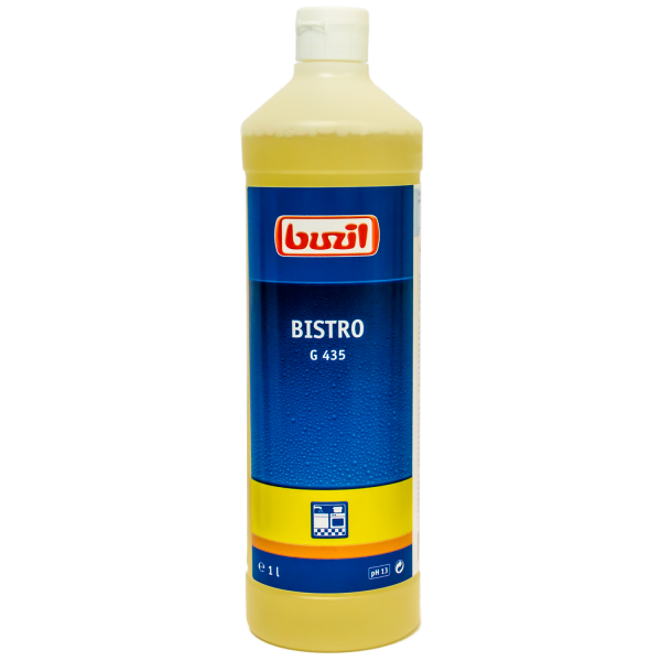BUZIL BISTRO G 435 Spezial-Fettlöser